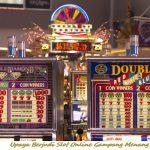 Upaya Berjudi Slot Online Gampang Menang