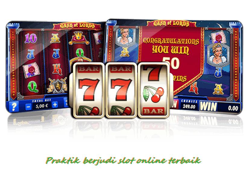 Praktik berjudi slot online terbaik