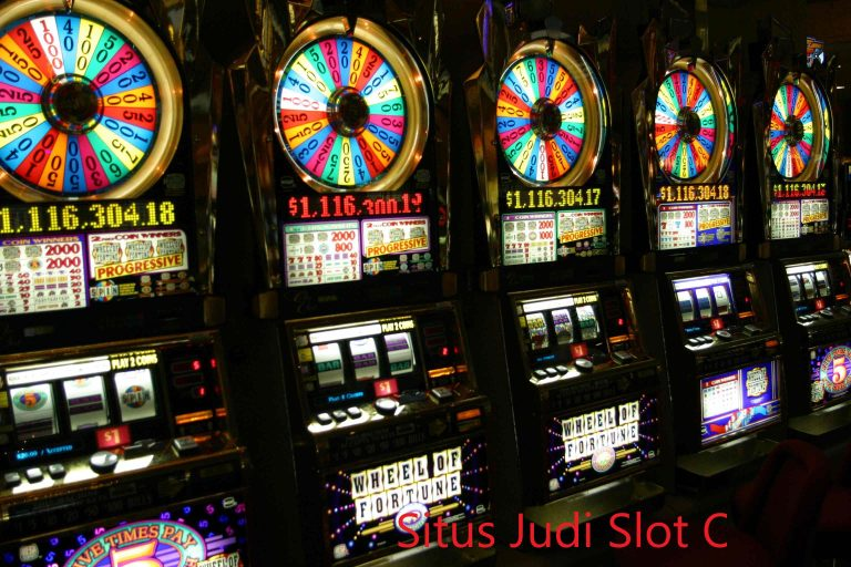 Website Judi Casino Slot